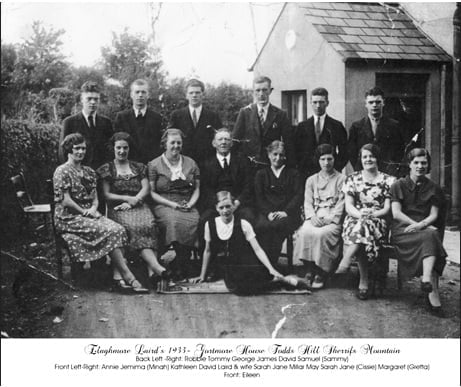 Elagh Laird Family Photo