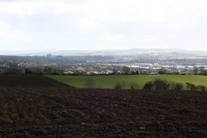 View of Londonderry City from Elagh